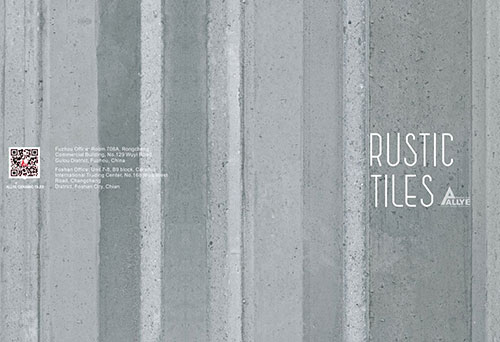 rustic tiles cover